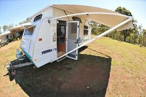 2004 Jayco Freedom Pop Top (Model 16.52-2) - $17,900 Wallaville Bundaberg Surrounds Preview