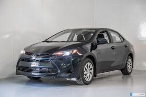 2019 Toyota Corolla 1100$ D'ACCESSOIRES 2019 Corolla starting at