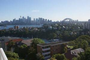 Fully Furnished and Equipped Apartment BEST harbour views Mosman Mosman Area Preview