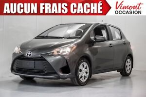 2018 Toyota Yaris 2018+HB+LE+A/C+CAMERA RECUL+BLUETOOTH ACCIDENT