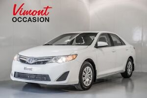 2012 Toyota Camry LE+A/C+BLUETOOTH+GR ELEC COMPLET EXTENDED WARR