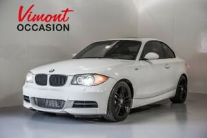 2008 BMW 1 Series 135i SERIE M  6CYL TURBO LEATHER SUNROOF MAGS