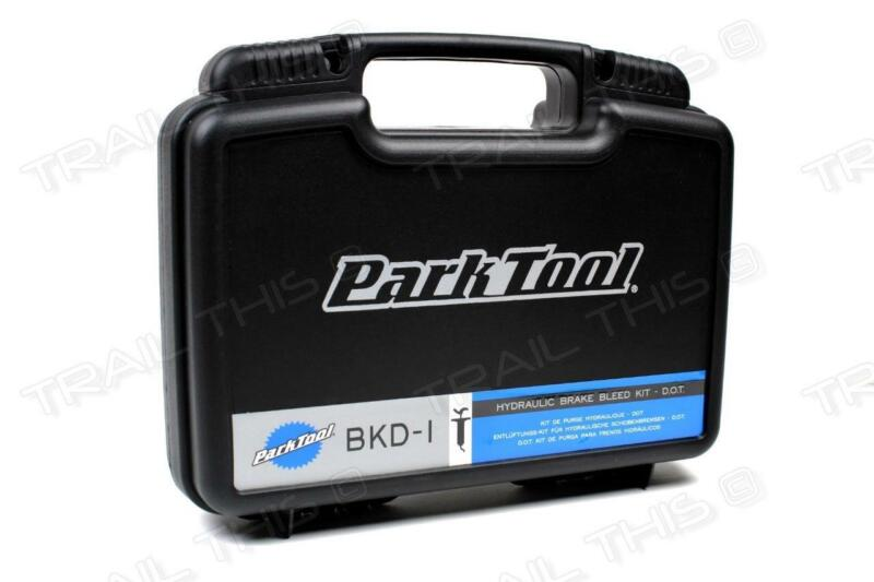 Park Tool BKD-1 Dot Fluid Pro Bicycle Hydraulic Brake Bleed Kit