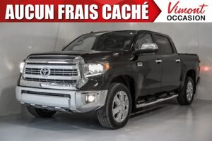 2014 Toyota Tundra 2014+PLATINUM1794+MARCHE-PIED+COUVRE-CAISSE+N