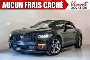 2017 Ford Mustang 2017+CONVERTIBLE+CAMERA RECUL+SIEGES CHAUFFANT