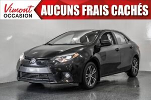 2016 Toyota Corolla 2016+LE+TOIT+MAGS+CAMERA RECUL+SIEGES CHAUFF