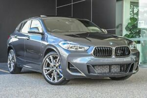 2021 BMW X2 F39 M35i Coupe Steptronic AWD Pure Mineral Grey 8 Speed Sports Automatic Wagon
