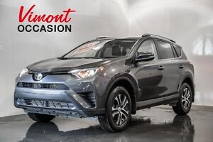 2017 Toyota RAV4 LE AWD BLUETOOTH COMME UN DEMO NO ACCIDENT RECO