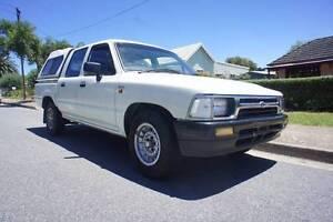 1994 Toyota Hilux Ute Port Noarlunga Morphett Vale Area Preview