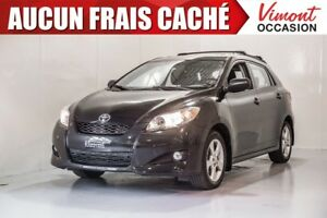 2013 Toyota Matrix 2013 A/C+HB+TOURING+TOIT+FOGS+BLUETOOTH ONE O