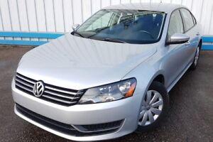 2013 Volkswagen Passat Trendline *HEATED SEATS*