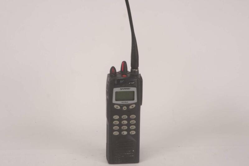 Harris P7200 Handheld Radio 7/800 MHz P25 EDACS Conv