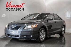 2009 Toyota Camry LE A/C GR ÉLECT COMPLET SERVICE RECORD AT VIMO