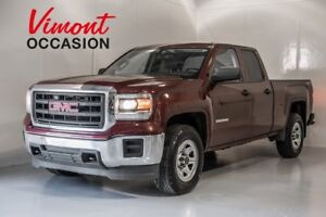 2014 GMC Sierra 1500 4WD+DOUBLE CAB+A/C+GR ELEC COMPLET ONE OWNE