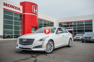 2016 Cadillac CTS Sedan Luxury Collection AWD/TRES RARE
