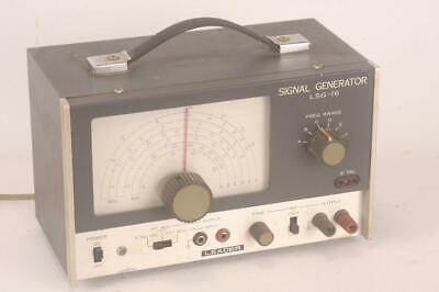 Leader Electronics Lsg-16 Signal Generator