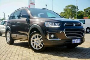 2016 Holden Captiva CG MY17 Active 2WD Brown 6 Speed Sports Automatic Wagon