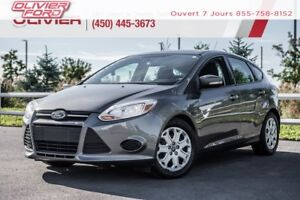 2014 Ford Focus SE AUTO+BLUETOOTH+BANCS CHAUFFANTS AUTO+BLUETOOT