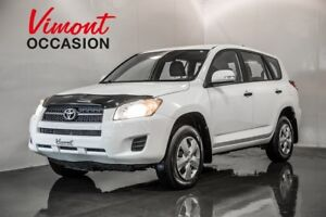 2012 Toyota RAV4 LE GR.ELECTRIQUE+ AIR CLIMATISE ONE OWNER NO RE