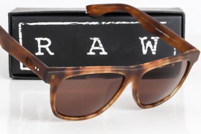 NEW FILTRATE CALLOWAY RAW SUNGLASSES Tortoise frame / Bronze (Filtrate Sunglasses)