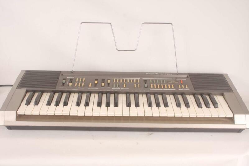 Vintage Wurlitzer  Tote-A-Tune Keyboard p200