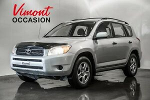 2007 Toyota RAV4 A/C GR ELEC COMPLET AWD ALL RECORD DONE AT VIMO
