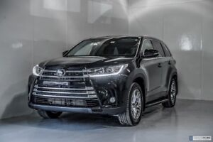 2018 Toyota Highlander LIMITED AWD DEMO WITH 1600$ ACCESSORIES A