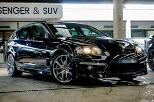 2011 Holden Special Vehicles ClubSport E3 MY12 R8 Tourer Black 6 Speed Auto Active Sequential Wagon