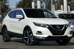 2018 Nissan Qashqai J11 Series 2 Ti X-tronic 1 Speed Constant Variable Wagon Tweed Heads Tweed Heads Area Preview