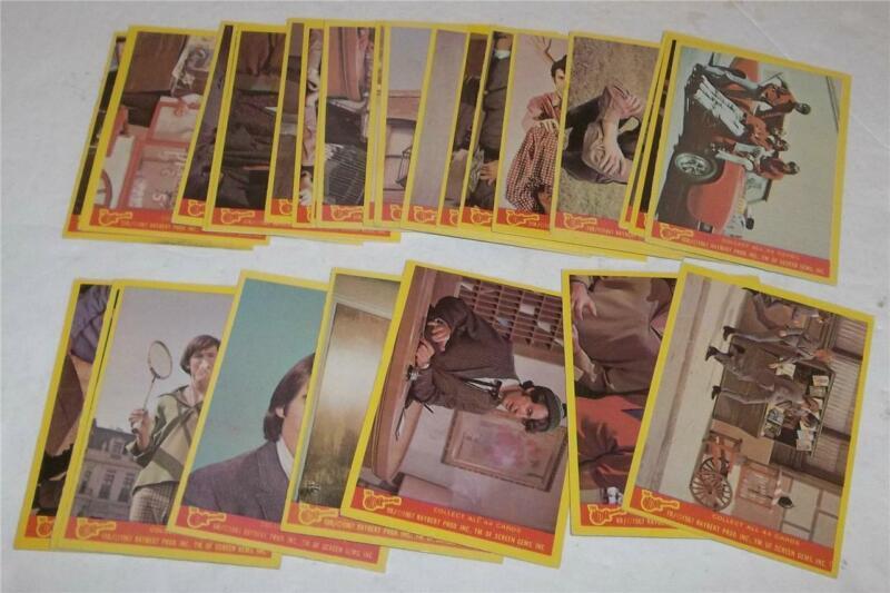 Vintage 1967 Monkees Cards Partial Set
