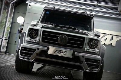 Mercedes-Benz G63 G65 MS Style Full Wide Body Kit Front Rear Side