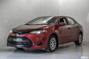 2018 Toyota Corolla LE,1100$ D'ACCESSOIRES HOOD DELECTOR AND TAG