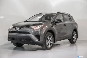 2018 Toyota RAV4 LE - 2000$ OPTIONS 0,49% FINANCE AVAILABLE!!