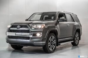 2018 Toyota 4Runner GROUPE LIMITED 5 OCCUPANTS LIQUIDATION 2018
