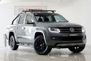 2016 Volkswagen Amarok 2H MY16 TDI420 4MOTION Perm Atacama Grey 8 Speed Automatic Utility Waterloo Inner Sydney Preview
