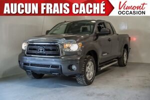 2013 Toyota Tundra 2013+TRD+4WD+CREW CAB+BED LINER+COUVRE-CAISSE
