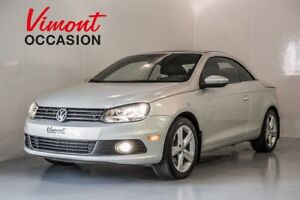 2012 Volkswagen Eos CONFORTLINE CONVERTIBLE NO ACCIDENT RECORD