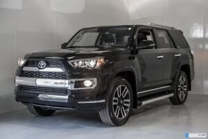 2018 Toyota 4Runner GROUPE LIMITED BRAND NEW