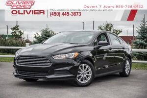 2016 Ford Fusion S MAGS+BLUETOOTH+CAMERA MAGS+BLUETOOTH+CAMERA