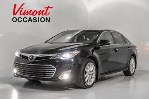 2014 Toyota Avalon LIMITED+PREMIUM+JBL+4 SIEGES CHAUFFANTS NO AC