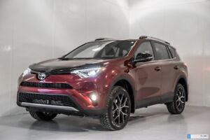 2018 Toyota RAV4 SE - 2100$ en option incluses