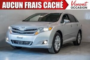 2014 Toyota Venza 2014+FWD+LE+A/C+GR ELEC COMPLET+SIEGES CHAUFFA