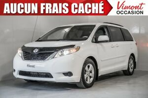 2014 Toyota Sienna 2014+LE+PORTES ELECTRIQUES+MAGS+BLUETOOTH+SIE