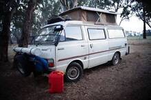 Good Running Campervan with 6 Months Rego Camberwell Boroondara Area Preview