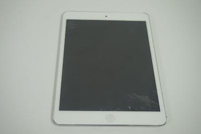 BROKEN Silver Apple iPad Mini 2 Retina Display 16GB A1489 WiFi Tablet  G165