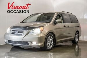 2008 Honda Odyssey EX-L TOURING CUIR DVD  TOIT OUVRANT HEATED SE