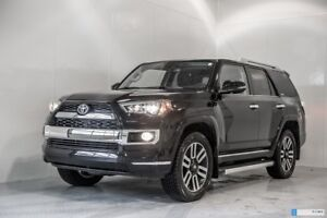 2018 Toyota 4Runner LIMITED  2500$ D'OPTIONS