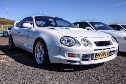 TOYOTA CELICA ST204 TURBO (GT4 EDITION LOOK) REGO Jan2016 __for Sale Carlingford The Hills District Preview