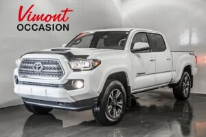 2017 Toyota Tacoma TRD SPORT DOUBLE CAB GPS NO ACCIDENT RECORD