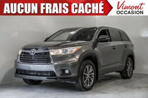 2015 Toyota Highlander 2015 XLE AWD+CUIR+TOIT OUVRANT+NAVIGATION